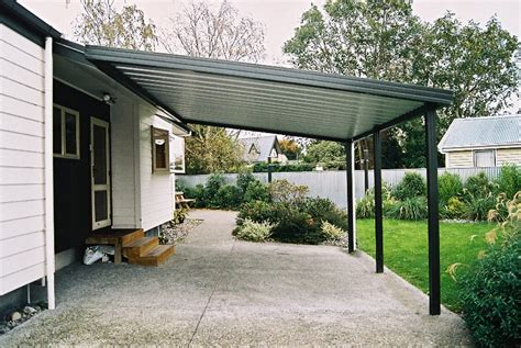 carport design with garden quecasita