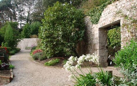 Walled Garden by Trewidden Walled Garden Cornwall Guide