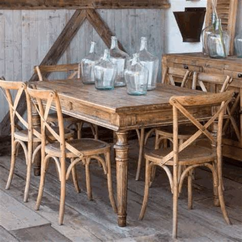 Hill Furniture by Park Hill Ridge Road Dining Table Nb560