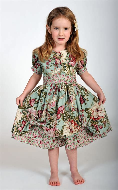 easter dresses vintage inspired dress easter dress children clothing