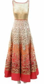 Modern Anarkali Dress » Ideas Home Design