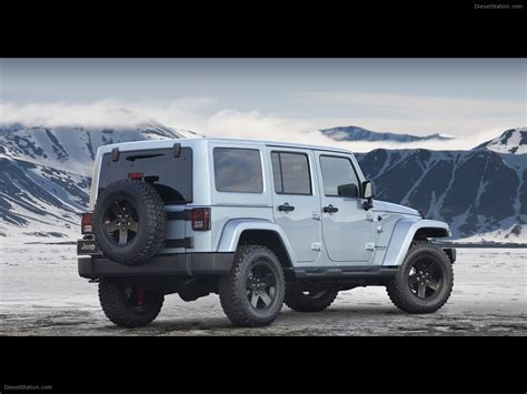 jeep arctic jeep wrangler arctic 2012 car wallpaper 03 of 12