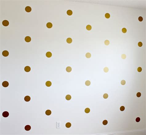 gold dot wall decals gold dot wall decals metallic gold polka dot wall decals