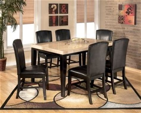 Emory Counter Height Dining Table Emory Triangle Counter Height Table Collection Dining Room Furniture