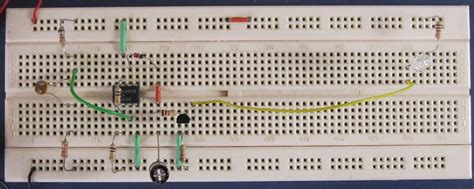 breadboard circuit for beginners tutorial 20 automatic light circuit for beginners