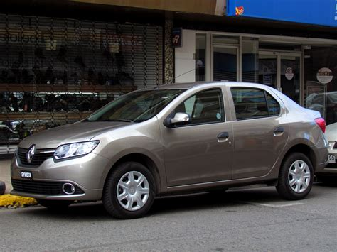 2014 Renault Symbol I Pictures Information And Specs