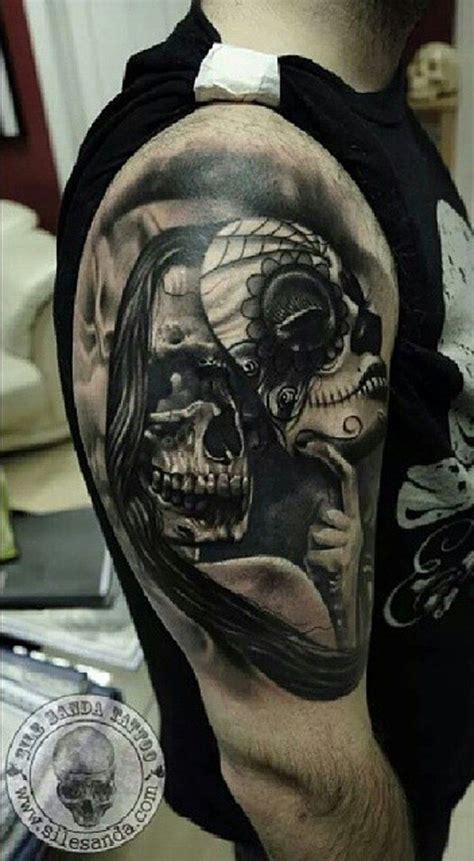 awesome skull tattoos 100 awesome skull designs mask
