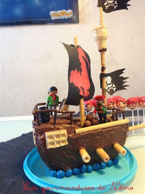 gateau d anniversaire herve cuisine gateau bateau pirate gateau d anniversaire gar 231 on bateau