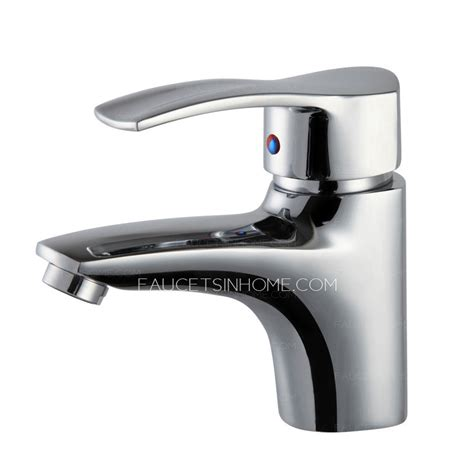 best bathroom sink faucets best chrome finish one hole bathroom sink faucets