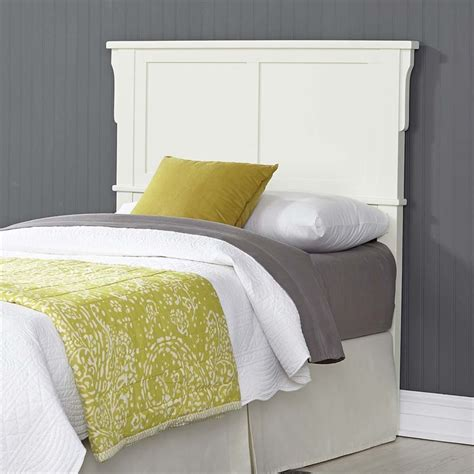 shop home styles arts and crafts black queen bedroom set home styles arts and crafts full queen panel headboard in