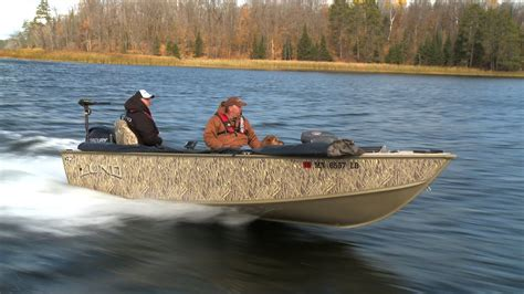 lund hunting boats for sale the versatile lund alaskan youtube