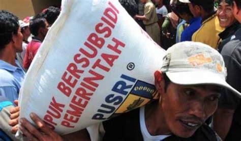 Harga Pupuk Npk Mutiara Non Subsidi reportase inilah daftar harga pupuk bersubsidi dan non