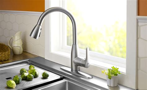 best kitchen sink faucet reviews touchless kitchen sink faucet reviews besto