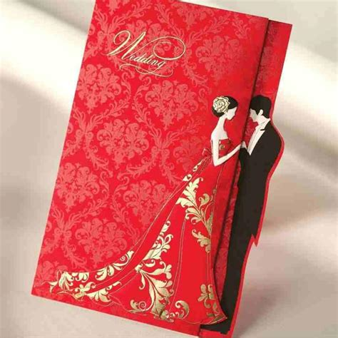 best wedding cards printers in hyderabad gold st wedding invitations cards with printable blank inner sheet envelope rsvp card
