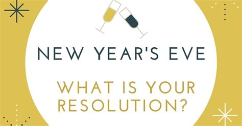 poll what is your new years resolution