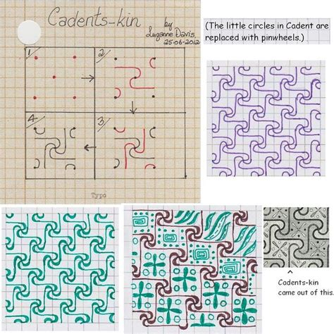 pattern recognition ideas 2547 best images about zentangle patterns ideas on