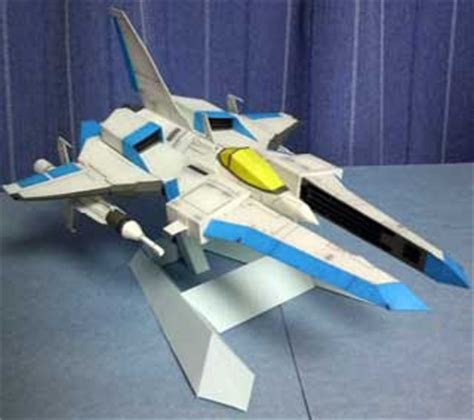 Papercraft Spaceship - gradius papercraft vic viper spaceship photos