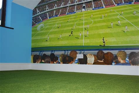 football stadium wallpaper for bedrooms 1000 images about football themed bedroom on pinterest