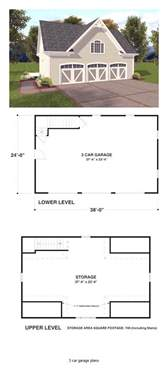 Garage Loft Designs 14 ideas 3 car garage plans with loft home and house design ideas