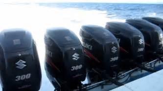 Suzuki 300 Outboard 8 X 300 Hp Suzuki Outboard From Gili To Bali Whit 60