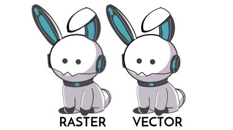 raster to vector tutorial form past to the future retro to cyber fun to serius