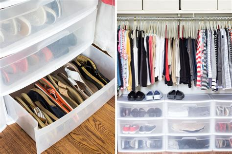 40 creative ways to organize your shoes 100 space organizers furniture room storage