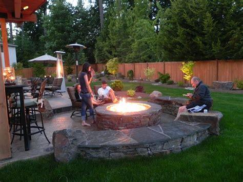 small backyard pit pit ideas for small backyard