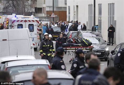 charlie hebdo shooting police release names and photos of charlie hebdo video shows how terrorists gunned down