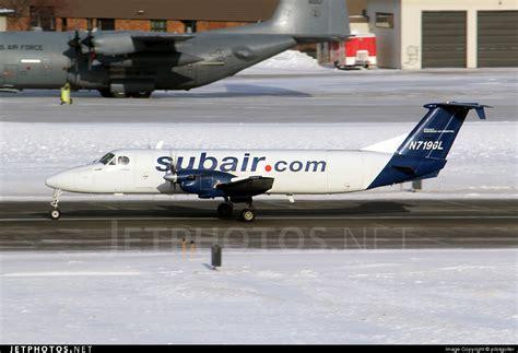 n719gl beech 1900c suburban air freight ryrob jetphotos