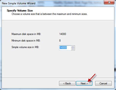 cara format hardisk baru di windows 7 cara membuat partisi hardisk di windows 7 summonxv