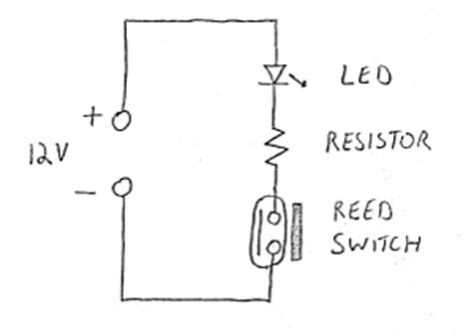 reed switches and effect sensors