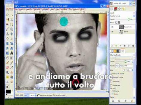 zombie tutorial gimp tutorial gimp zombie youtube