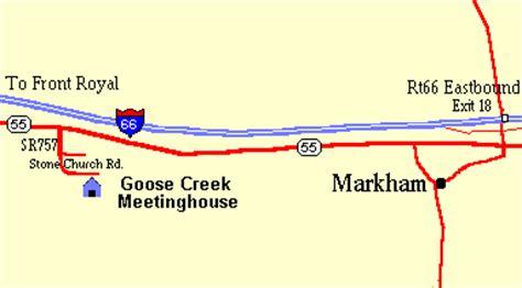 goose creek baptist church