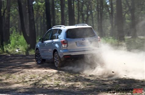 subaru forester road 2016 subaru forester xt premium review