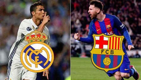 fotos real madrid x barcelona real madrid vs barcelona 10 datos curiosos que debes