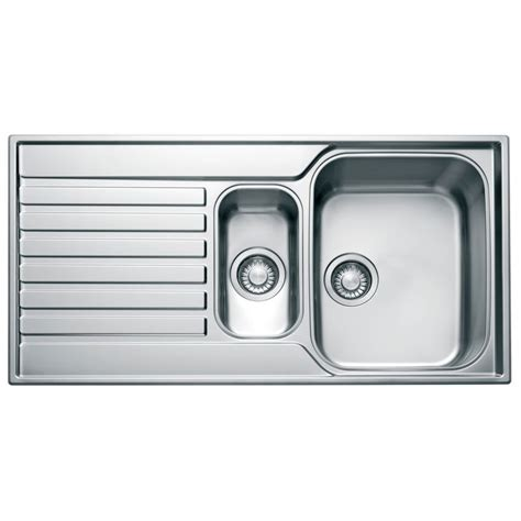 franke ascona 1 5b kitchen sink zurich tap pack