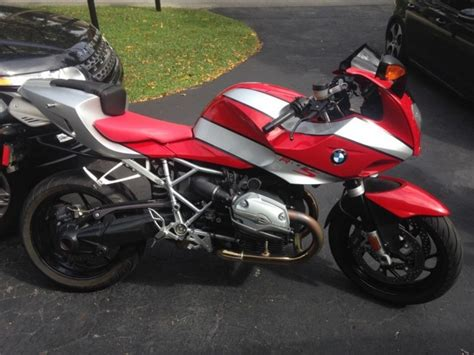 bmw r1200s well loved 2007 bmw r1200s sportbikes for sale