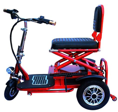 sepeda listrik antelope type uno merah distributor sepeda listrik surabaya