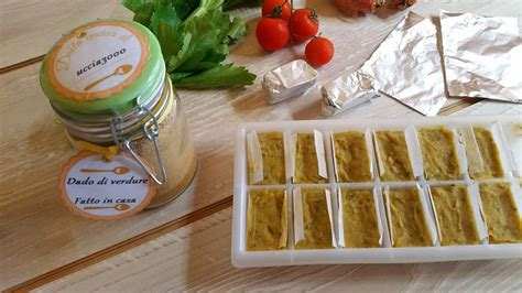 dado fatto in casa senza sale dado vegetale fatto in casa cubetto e granulare ricetta