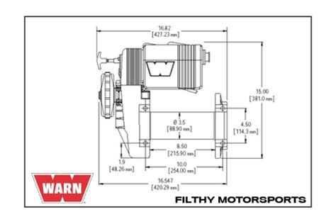 warn 8274 remote wiring diagram warn 8274 installation