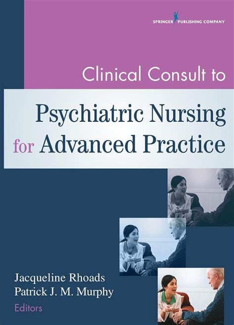 Clinical Consultant by Clinical Consult To Psychiatric Nursing For Advanced Practice Avaxhome