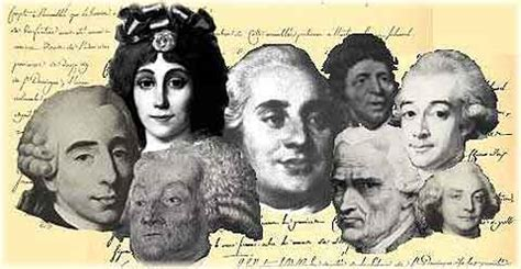 illuminismo e rivoluzione francese illuminismo i personaggi rivoluzione francese