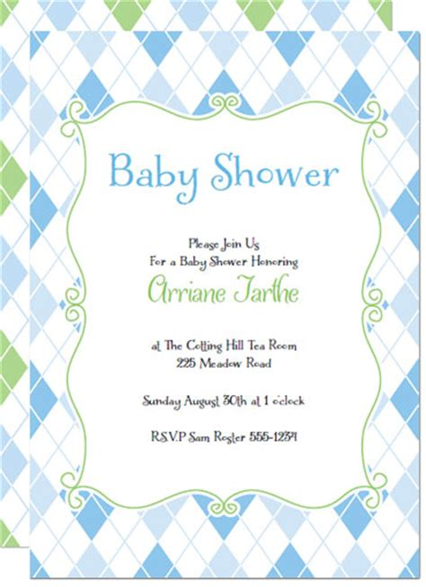 do it yourself baby shower invitations templates baby shower invitation kits do it yourself futureclim info