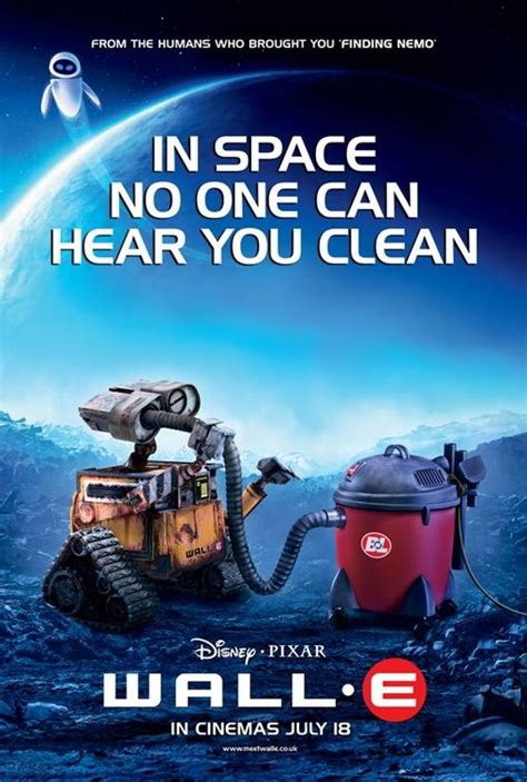 film disney wall e wall e poster gallery pixar talk