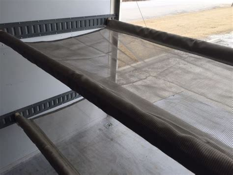 track custom hammock beds  enclosed trailer