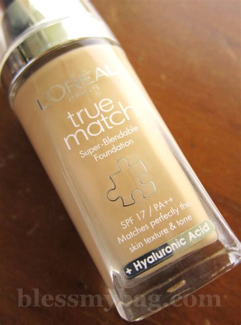 Harga Loreal True Match Concealer loreal true match liquid foundation beige