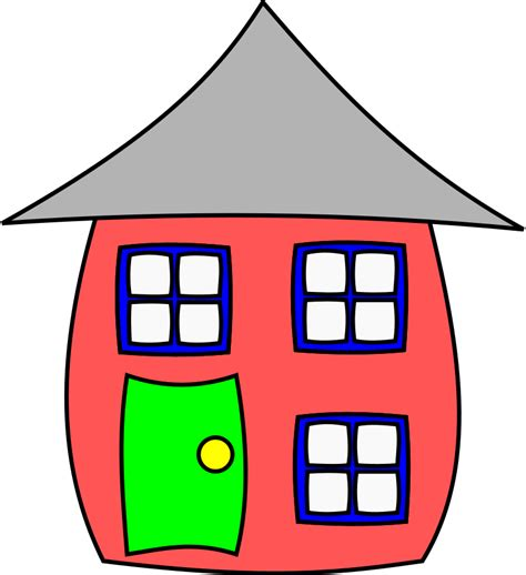 cartoon houses images cliparts co cartoon dog houses cliparts co
