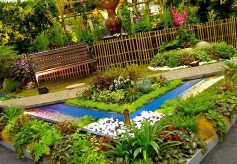 fantastic terraced flower garden ideas
