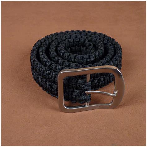 Gesper Belt Tactical Paracord river gear paracord survival belt 617219 tactical clothing at sportsman s guide