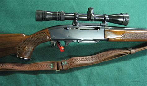 Remington 742 Woodsmaster 30 06 W Redfield 3x9 For Sale